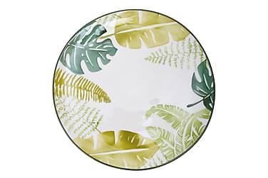 Tallrik Kosova 6-pack 27 cm Keramik