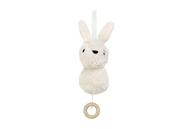 Aura Rabbit Musical Toy - Franck&Fischer - Inredning - Inredning barnrum - Dekoration barnrum