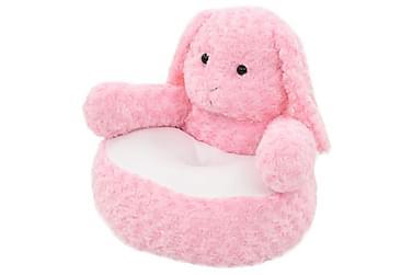 Gosedjur kanin plysch rosa