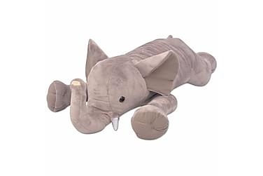 Gosedjurselefant plysch XXL 95 cm