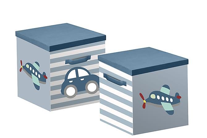 Flexa Förvaringsbox - Flexa - Inredning - Inredning barnrum - Leksaksförvaring