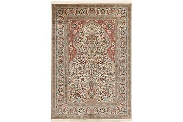 Orientalisk Silkesmatta Kashmir 123x179