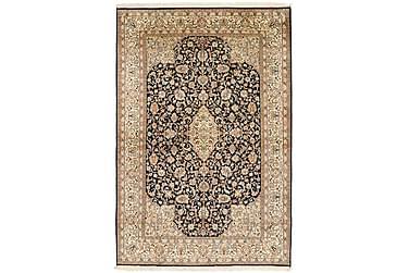Orientalisk Silkesmatta Kashmir 126x185