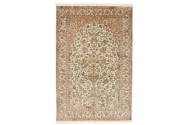 Orientalisk Silkesmatta Kashmir 126x192