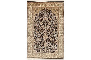 Orientalisk Silkesmatta Kashmir 126x197