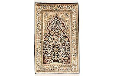 Orientalisk Silkesmatta Kashmir 61x97