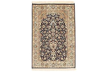 Orientalisk Silkesmatta Kashmir 62x93