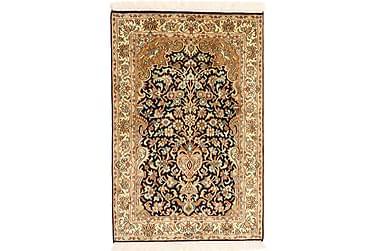 Orientalisk Silkesmatta Kashmir 63x97