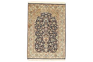 Orientalisk Silkesmatta Kashmir 64x93