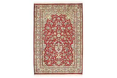 Orientalisk Silkesmatta Kashmir 68x97