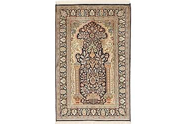 Orientalisk Silkesmatta Kashmir 79x125