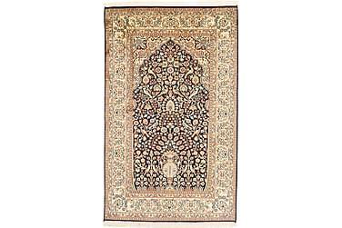 Orientalisk Silkesmatta Kashmir 93x152