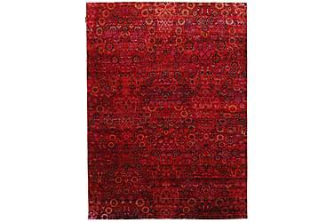 Stor Silkesmatta Sari 177x240