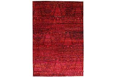 Stor Silkesmatta Sari 201x301