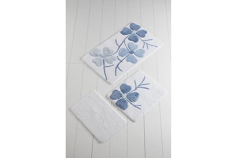 Badmatta Chilai Home by Alessia Set om 3 - Flerfärgad - Inredning - Textilier - Badrumstextilier