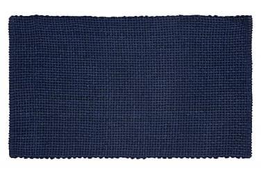 Matta Basket 100x60 Havsblå