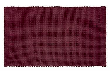 Matta Basket 100x60 Vinröd