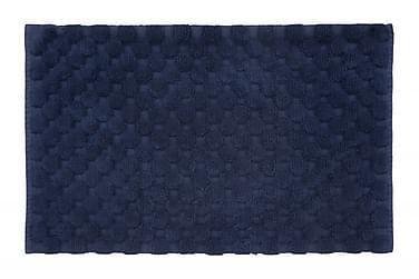 Matta Dot 100x60 Havsblå