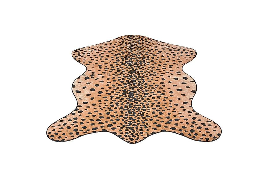 Tilisha Formad Matta 150x220 Gepardmönster