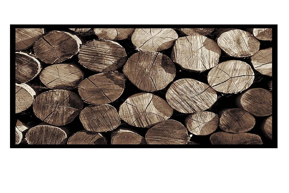 Dörrmatta Rasta 45x75 Timber