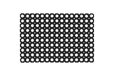 Gummimattor 2 st 23 mm 60x80 cm