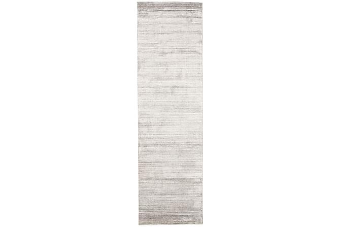 Stor Matta Bambu 80x300 - Beige|Grå - Inredning - Mattor - Enfärgade mattor