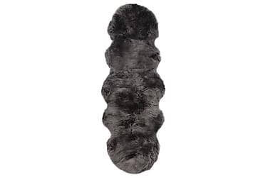 Fårfäll 60x180 cm ljusgrå