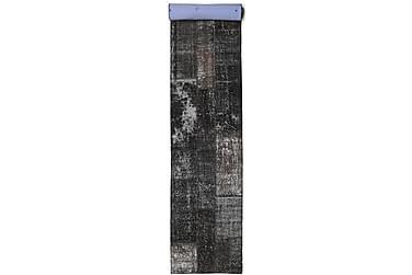 Gångmatta Black & White 81x603 Stor Modern