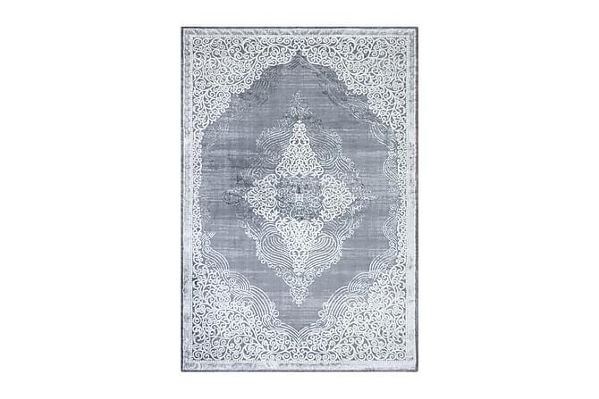 Matta Kameha Medallion Silver - 133x190 cm - Inredning - Mattor - Gångmattor