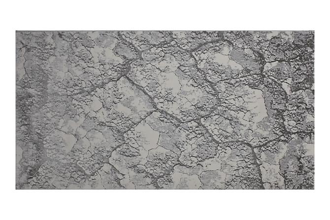 Matta Pierre Cardin Diamond 80x150 - Grå - Inredning - Mattor - Gångmattor