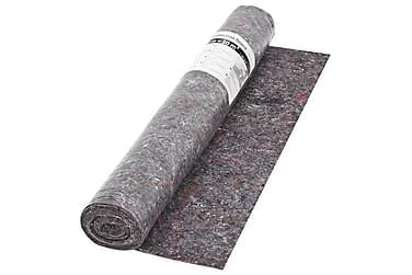 Målarmatta halkfri 50 m 180 g/m2 grå