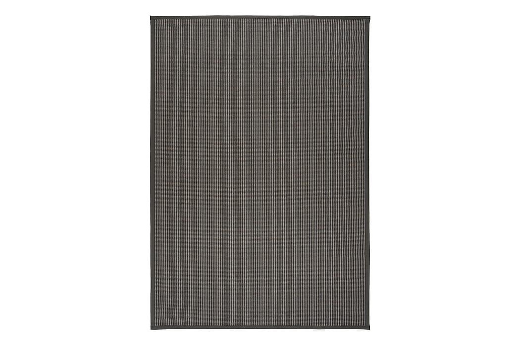 Matta Lyyra 160x230 cm Mörkgrå - VM Carpets - Inredning - Mattor - Golvskydd