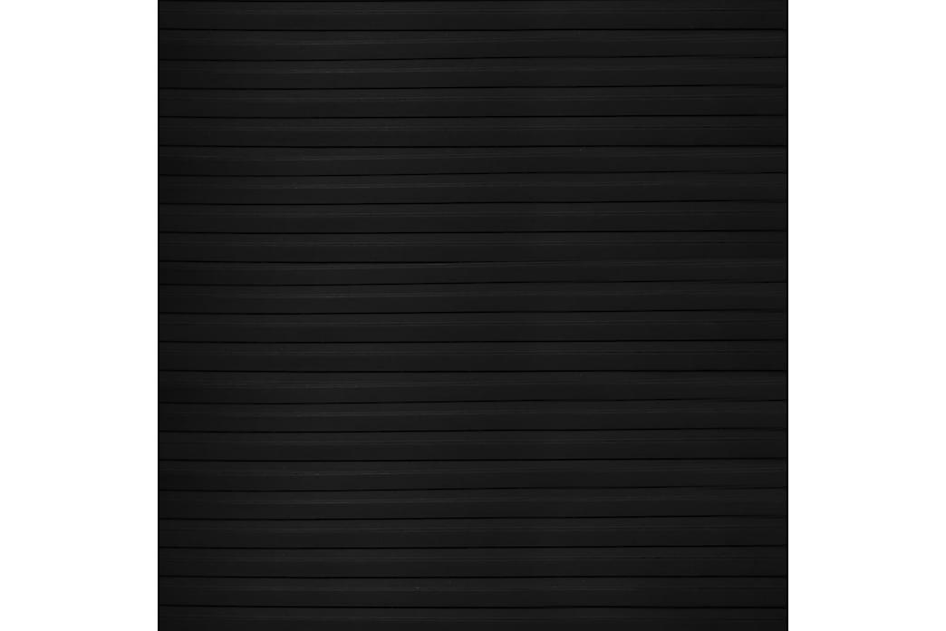 Halkfri gummimatta breda ribbor 5x1 m - Svart - Inredning - Mattor - Gummerade mattor