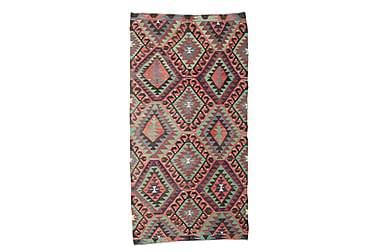Kelim semiantik Turkisk matta 170x327 Orientalisk Matta