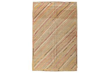 Kelim semiantik Turkisk matta 200x302 Orientalisk Matta