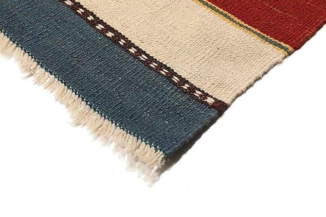 Orientalisk Kelimmatta 122x184 - Flerfärgad - Inredning - Mattor - Kelimmattor