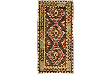 Orientalisk Kelimmatta Afghan 100x209