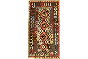 Orientalisk Kelimmatta Afghan 105x200