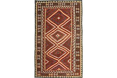 Orientalisk Kelimmatta Afghan 154x254