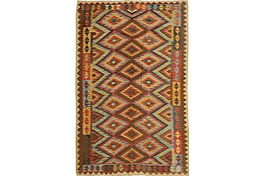 Orientalisk Kelimmatta Afghan 158x247