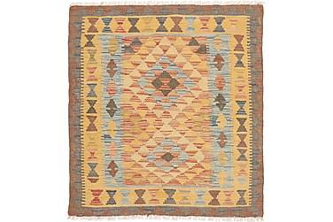 Orientalisk Kelimmatta Afghan 86x97