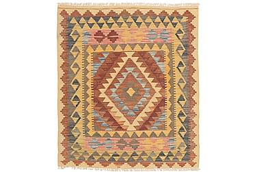 Orientalisk Kelimmatta Afghan 89x101