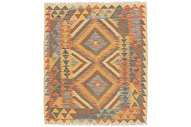 Orientalisk Kelimmatta Afghan 90x108