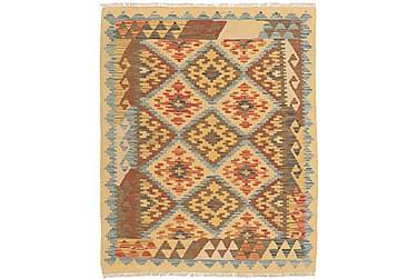 Orientalisk Kelimmatta Afghan 90x113
