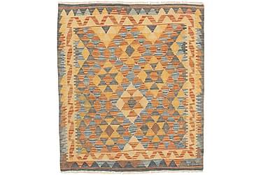 Orientalisk Kelimmatta Afghan 91x104