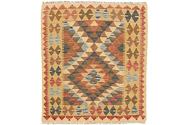 Orientalisk Kelimmatta Afghan 91x106