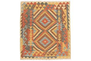 Orientalisk Kelimmatta Afghan 92x107