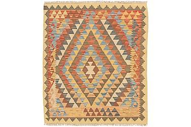 Orientalisk Kelimmatta Afghan 92x109