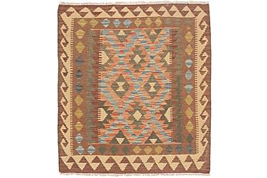 Orientalisk Kelimmatta Afghan 93x106