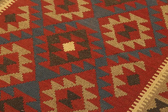 Orientalisk Kelimmatta Maimane 100x191 - Flerfärgad - Inredning - Mattor - Kelimmattor